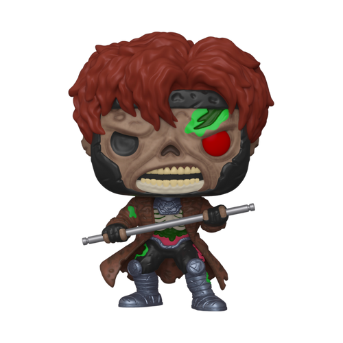 Funko POP! Vinyl: Marvel Zombies - Gambit #788