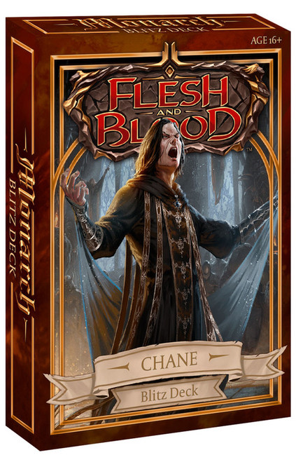 Flesh And Blood TCG: Monarch Blitz Deck - Chane