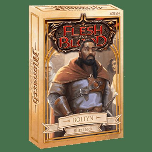 Flesh And Blood TCG: Monarch Blitz Deck - Boltyn