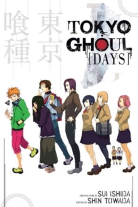 Tokyo Ghoul: Days : Days