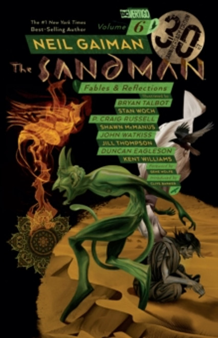 Sandman Volume 6 : Fables and Reflections 30th Anniversary Edition
