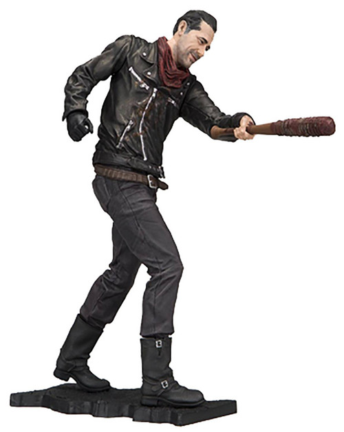"Walking Dead Tv Negan Merciless Edition 10"" Dlx"
