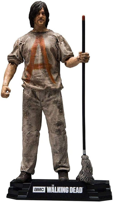 Walking Dead Tv 2017 Series 1 Savior Prisoner Daryl Action Figure