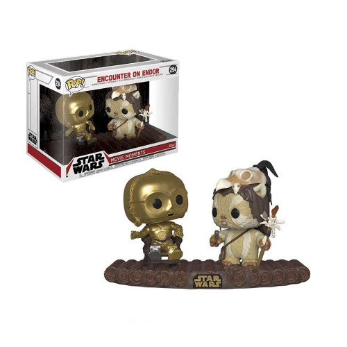 Funko POP! Vinyl: Star Wars - C-3PO On Throne #294
