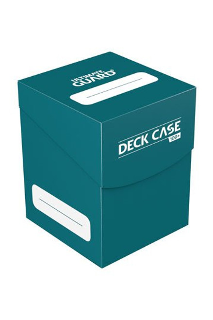 Ultimate Guard Deck Case 100+ Standard Size Petrol