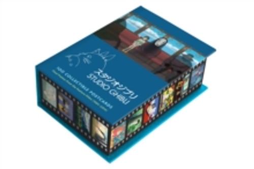 Studio Ghibli: 100 Collectible Postcards