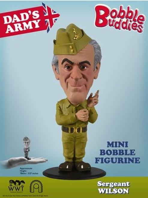 Dad's Army Bobble-Head Sergeant Wilson 8 cm