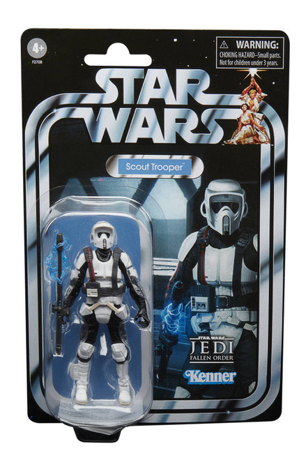 Star Wars Vintage Collection 3.75 Scout Trooper Action Figure