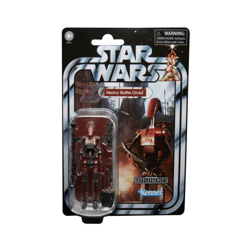 Star Wars Vintage Collection 3.75 Heavy Battle Droid