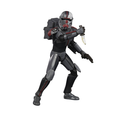 "Star Wars Black Series 6"" Bad Batch Hunter Action Figure"