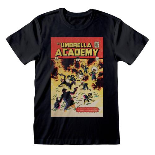 The Umbrella Academy - Comic Cover T/S - XL