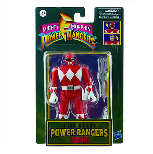 Power Rangers Retro-Morphin Red Ranger