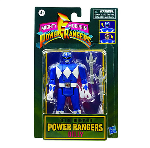 Power Rangers Retro-Morphin Blue Ranger