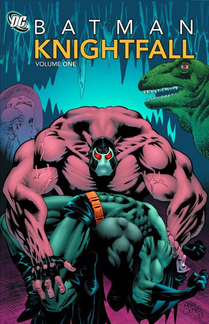 Batman Knightfall New Ed Vol 1