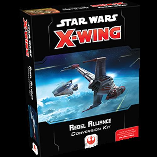 Star Wars X Wing: Rebel Alliance Conversion Kit