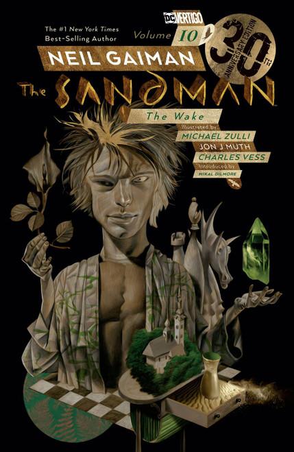 Sandman Vol 10 The Wake 30Th Anniv Ed
