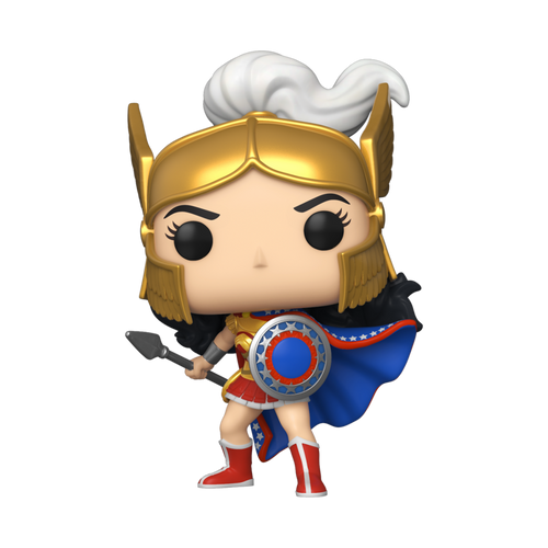Funko POP! Vinyl: WW80th - Wonder Woman (Challenge Of The Gods) #390