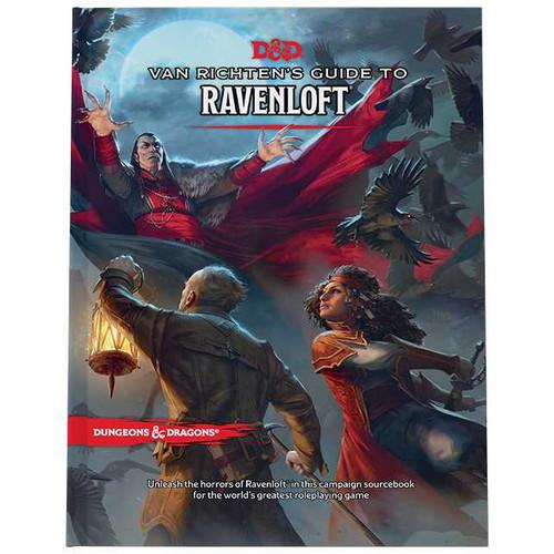 Van Richten's Guide to Ravenloft: Dungeons & Dragons