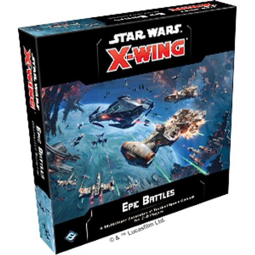 Star Wars X-Wing: Epic Battles Multiplayer Expansion