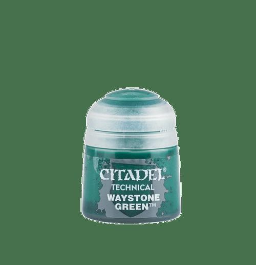 Citadel Colour: Technical: Waystone Green