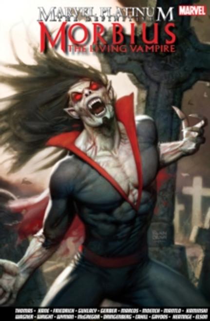 Marvel Platinum: The Definitive Morbius: The Living Vampire