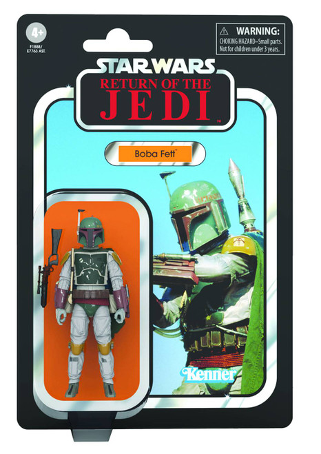 Star Wars The Vintage Collection Boba Fett Action Figure