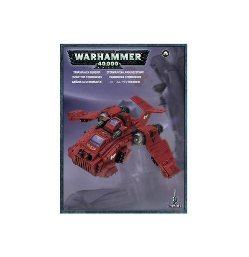 Stormraven Gunship (old packaging)