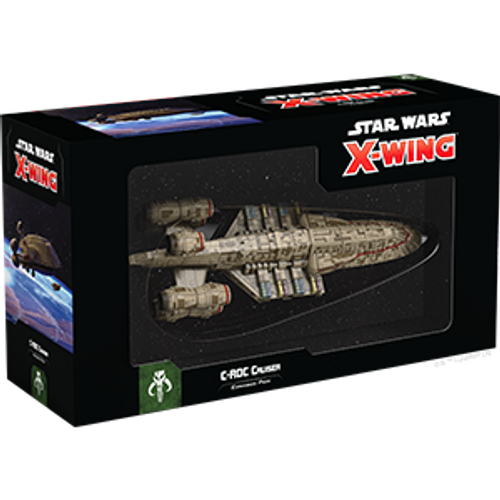 Star Wars X-Wing: C-Roc Cruiser Expansion Pack Second Edition