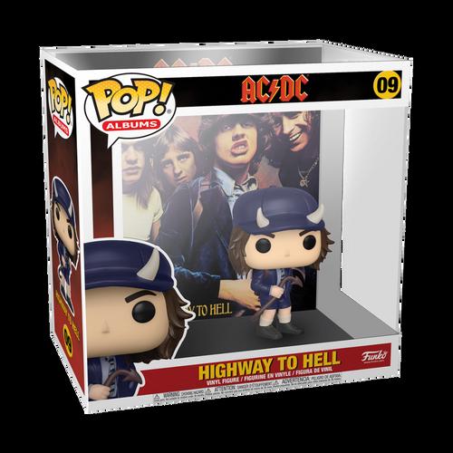 Funko POP! Vinyl: Albums: AC/DC - Highway to Hell #09