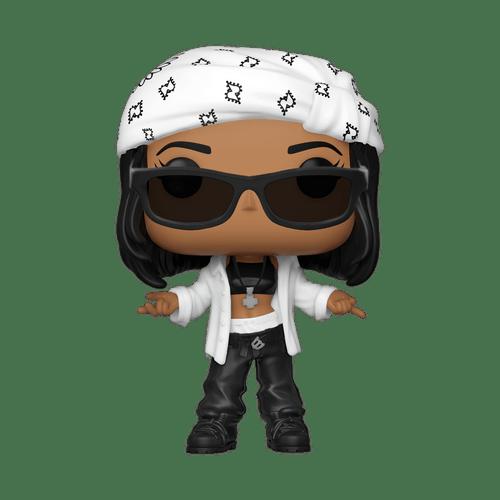 Funko POP! Vinyl: Aaliyah #209