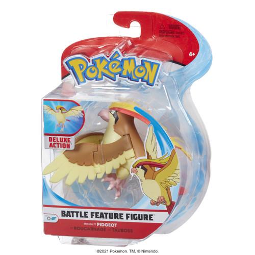 Pokemon Battle Feature 4.5 Inch Pidgeot Figure