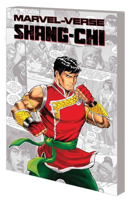 Marvel-Verse Shang-Chi
