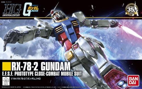 HGUC Revive RX-78-2 Gundam