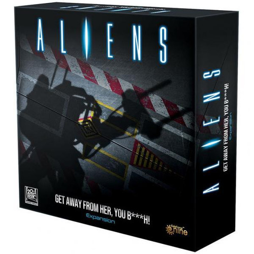 Aliens: Get Away From Her, You BxXxh! Expansion: Aliens: Another Glorious Day in the Corps
