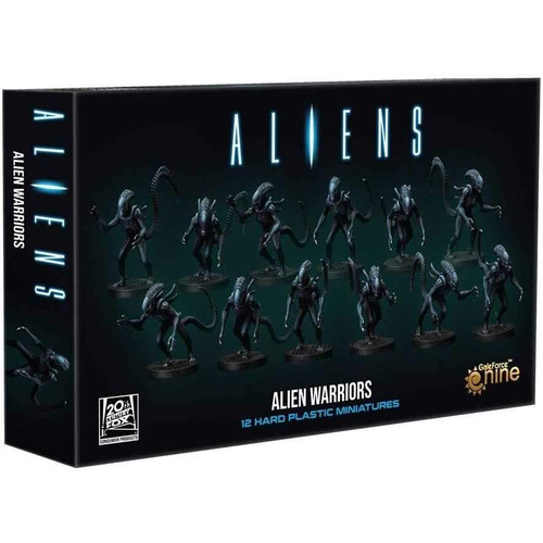 Alien Warriors: Aliens: Another Glorious Day in the Corps