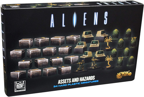Aliens: 3D Gaming Kit: Another Glorious Day in the Corps