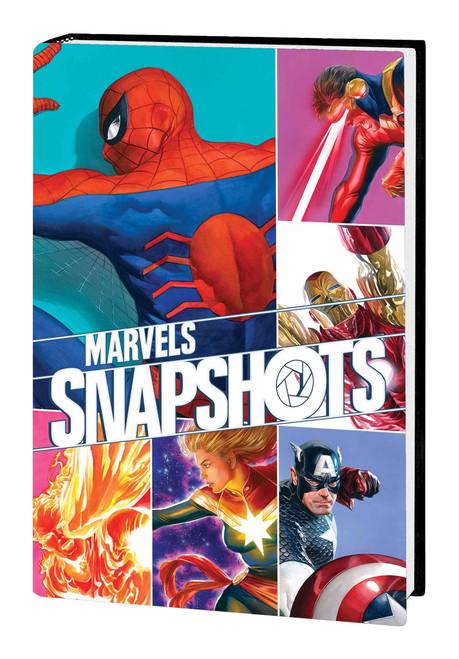 Marvels Snapshots Hardcover