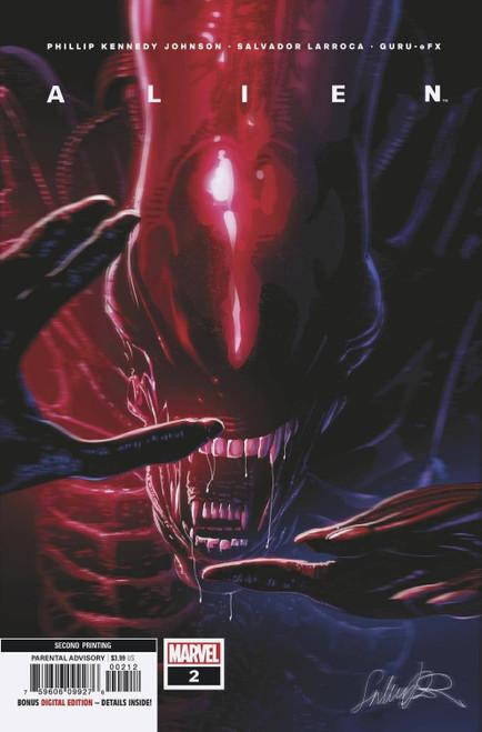 Alien #2 - 2nd Printing Variant