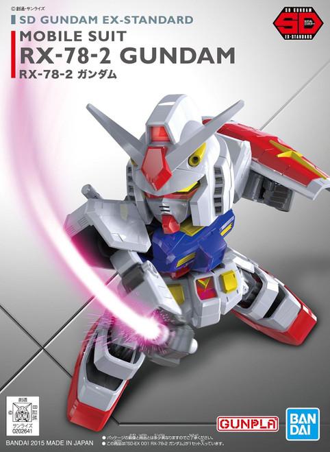 SD Gundam EX Standard RX-78-2 Gundam