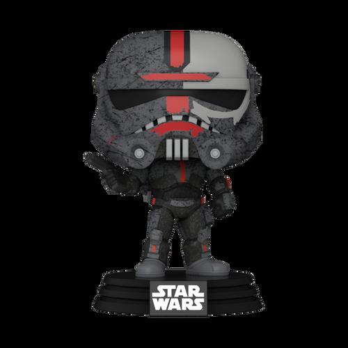 Funko POP! Vinyl: Star Wars: Bad Batch - Hunter #446
