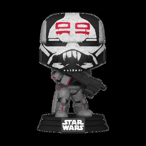 Funko POP! Vinyl: Star Wars: Bad Batch - Wrecker #443