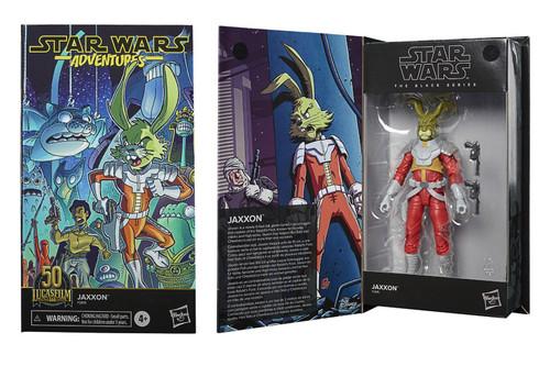"Star Wars Black Series 6"" Jaxxon (Comic) Action Figure"