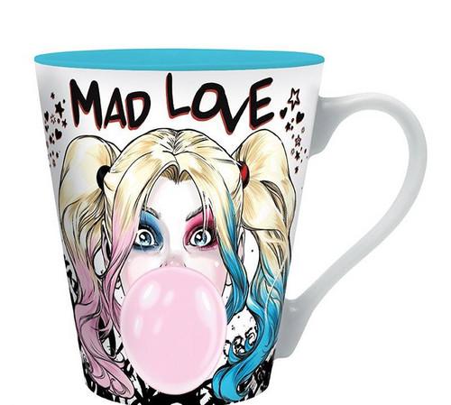Dc Comics Harley Quinn Mad Love 250Ml Mug