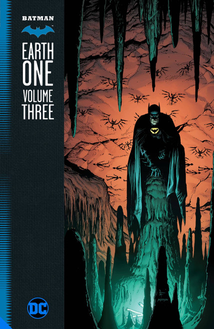 Batman Earth One HC Vol 3