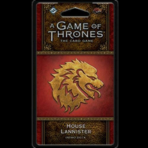 House Lannister Intro Deck - Game Of Thrones