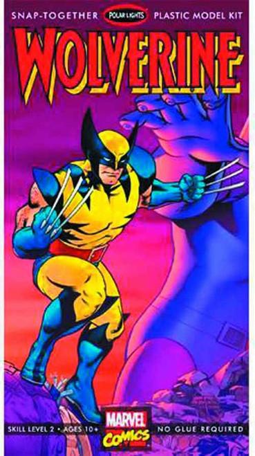 Marvel Wolverine 1/8 Snap Model Kit