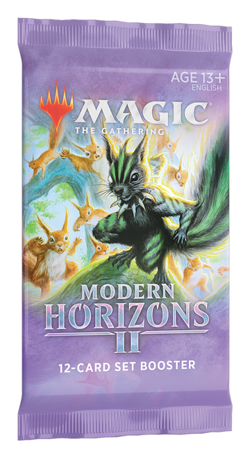 MTG: Modern Horizons 2 Set Booster (Preorder  - released 18/06/21)