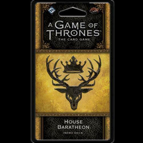 House Baratheon Intro Deck - Game Of Thrones