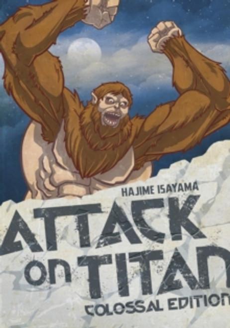 Attack On Titan: Colossal Edition 4