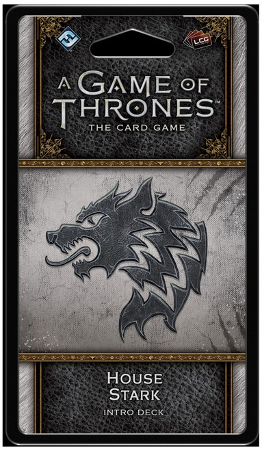 House Stark Intro Deck - Game Of Thrones